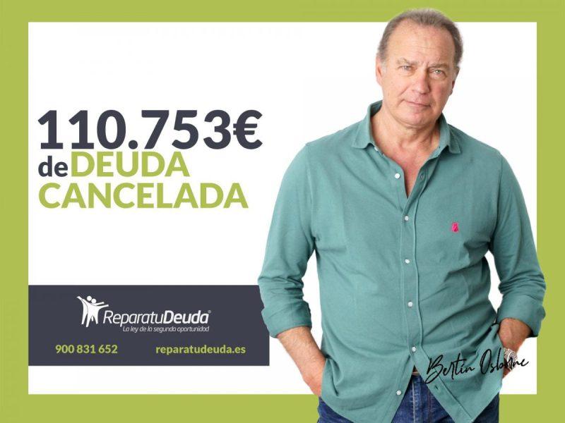 Repara tu Deuda cancela 110.753? en Salamanca con la Ley de la Segunda Oportunidad